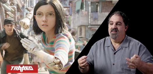 [Entrevista] Conversamos en exclusiva con productor de Alita: Battle Angel