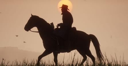 <em>Red Dead Redemption 2</em> regresa a la cima de ventas en Reino Unido