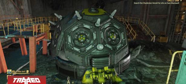 Jugadores de Fallout 76 son enviados a habitación secreta por error del juego