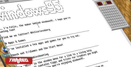 """""""Emulador"""" trae a la vida a Windows 95 corriendo incluso, juegos como DOOM"""