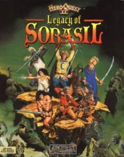 Hero Quest II: Legacy of Sorasil