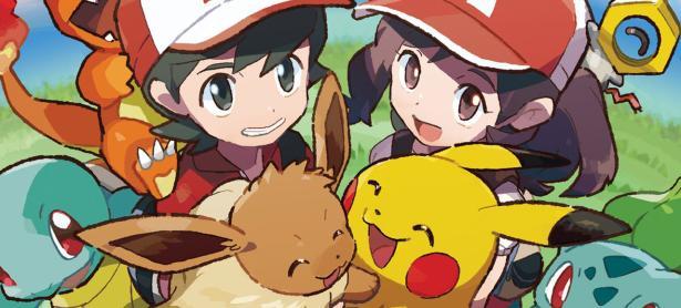 ¡Juega gratis <em>Pokémon Let's Go, Eevee!</em> y <em>Pokémon Let's Go, Pikachu!</em>!