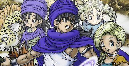 Square Enix prepara una película basada en <em>Dragon Quest V</em>