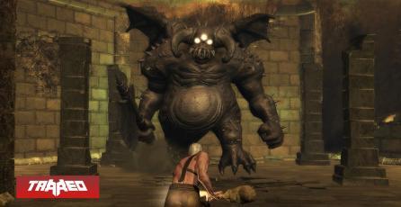 "Streamer realizaba ""God Run"" de la serie de Soulsborne y terminó muerto por jefe del tutorial"