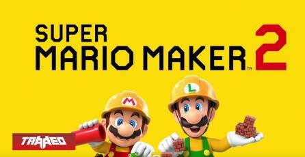 [N! Direct] Super Mario Maker 2 es el primer título anunciado para Switch en 2019
