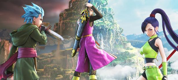 <em>Dragon Quest XI S </em>llegará a Switch antes de que termine 2019