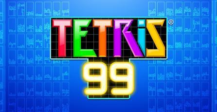 <em>Tetris 99</em> es la propuesta Battle Royale del clásico puzzle