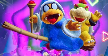 Juega el primer nivel de <em>Yoshi's Crafted World </em>antes de su estreno