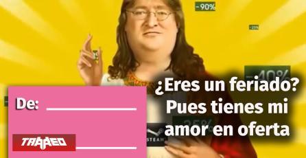 [GALERÍA] Conquista a tu dúo con estas postales gamer para San Valentín