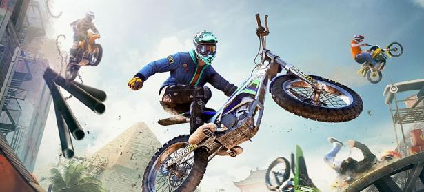 Prepara tu motocicleta para la Beta abierta de <em>Trials Rising</em>