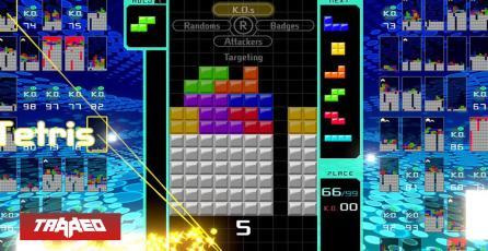 Tetris apuesta con su propio extravagante Battle Royale para 99 jugadores