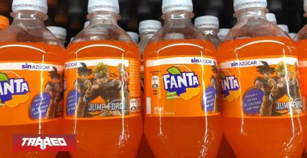 Fanta celebra estreno de Jump Force con edición limitada, regalos y más, en Chile, Perú y Bolivia