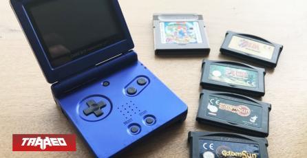 Se cumplen 16 años desde el estreno de Game Boy SP