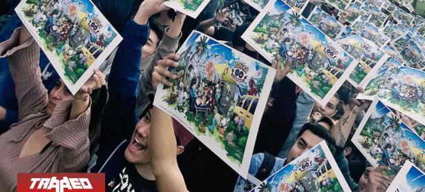 Community Day de Pokémon GO! buscará fondos para los damnificados del norte de Chile