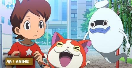 Yo-Kai Watch anuncia el regreso de su anime con una nueva temporada este 2019