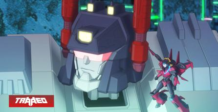 Transformers: War for Cybertron será la próxima serie animada como exclusiva de Netflix