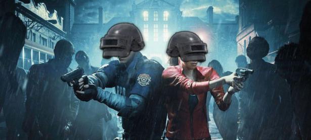 Los zombies de <em>Resident Evil 2</em> están por llegar a <em>PUBG Mobile</em>