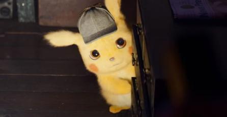 El nuevo trailer de <em>Detective Pikachu</em> nos deja ver a otro Pokémon