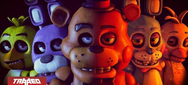 Por accidente se anuncia un nuevo juego de Five Nights at Freddy's