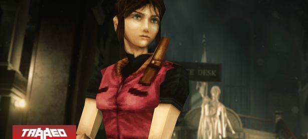 Los aspectos retro de Resident Evil 2 Remake ya están disponibles totalmente gratis