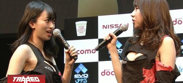 """Censuran la transmisión de EVO Japón por """"provocativa"""" propaganda de Dead or Alive"""