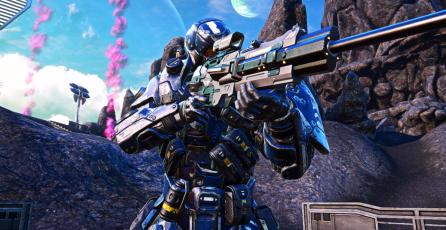 Confirman <em>PlanetSide Arena</em> para PlayStation 4