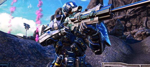 Confirman <em>PlanetSide Arena</em> para PlayStation 4