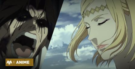 Final Fantasy XV: Episode Ardyn estrenó un anime en la previa de su lanzamiento