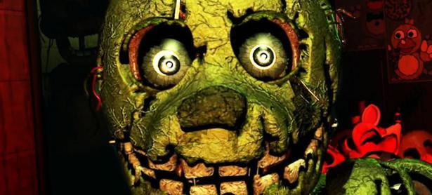 RUMOR: <em>Five Nights at Freddy's</em> llegará a PlayStation VR