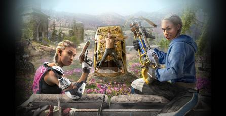<em>Far Cry New Dawn </em>
