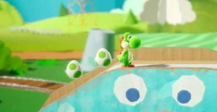 Analizan desempeño de <em>Yoshi's Crafted World</em> para Switch