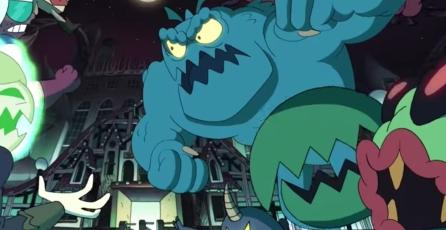 La serie animada de <em>Costume Quest</em> luce divertida
