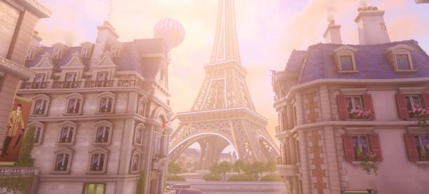 Paris, el nuevo mapa de <em>Overwatch</em>, ya está disponible
