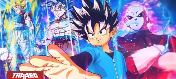 Tendrás la posibilidad de crear cartas desde cero en Super Dragon Ball Heroes: World Mission