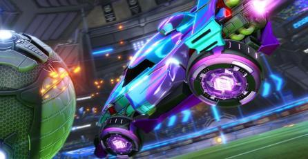 Update logra que el cross-play de <em>Rocket League</em> sea mejor