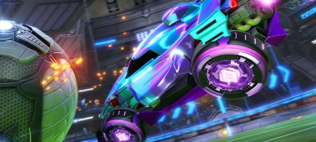 Update logra que el cross-play de <em>Rocket League</em> sea mejor