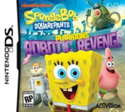 SpongeBob SquarePants: Plankton\s Robotic Revenge