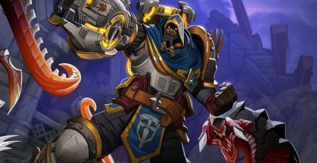 Controlarás el tiempo con Atlas, el nuevo campeón de <em>Paladins</em>