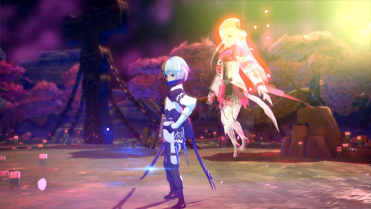 Aquí están las nuevas capturas de <em>ONINAKI</em>