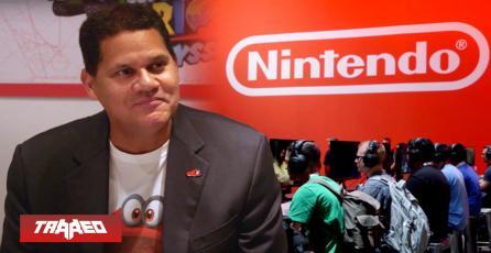 Reggie Fils-Aimé anunció su retiro como presidente de Nintendo of America