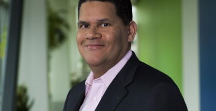 Reggie Fils-Aime, presidente de Nintendo of America, anuncia su retiro