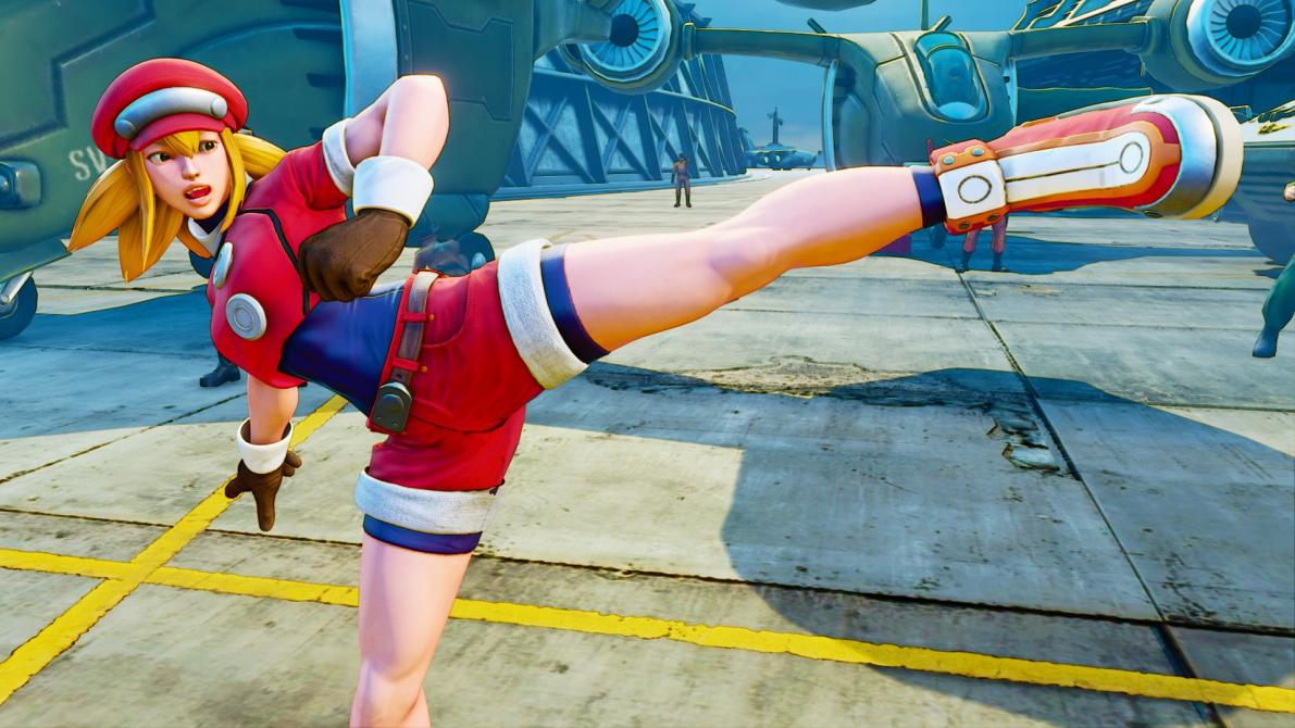 Checa las imágenes de los personajes de <em>Street Fighter V</em>