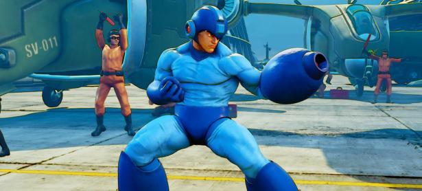 ¡Mira los trajes de <em>Mega Man</em> para <em>Street Fighter V: Arcade Edition</em>!