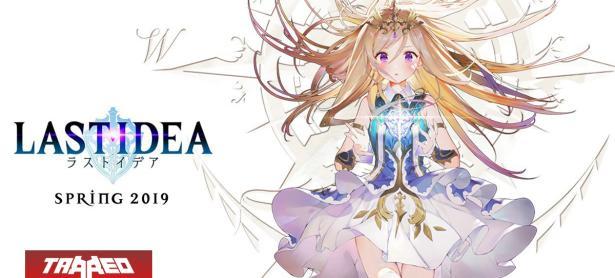 Last Idea es el nuevo RPG para móviles que prepara Square Enix