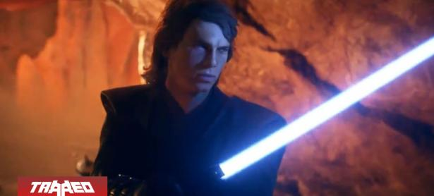 Anakin Skywalker será un personaje jugable en Star Wars Battlefront 2