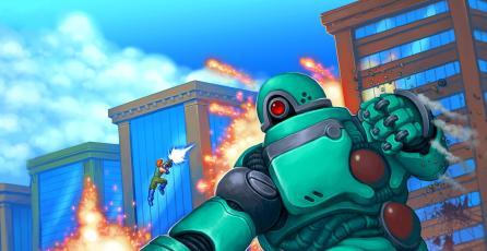 <em>Mechstermination Force</em> es el nuevo juego del creador de <em>Gunman Clive</em>
