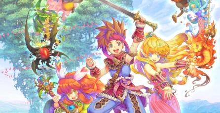 Square Enix registra la marca <em>Collection of Mana </em>en Japón