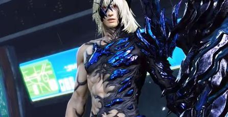 Así pelea Snow Villiers en <em>Dissidia Final Fantasy NT</em>