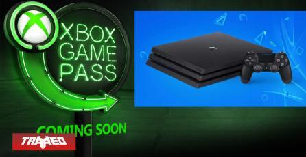 Rumores dicen que se está buscando incluir el Xbox Game Pass en PS4