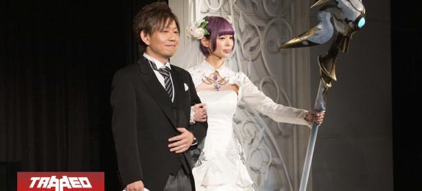 En Japón puedes tener bodas basadas en Final Fantasy